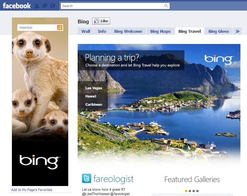 Bing and Farmville