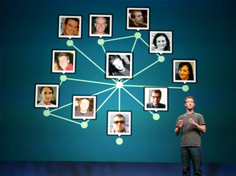 February 4 2004 - Zuckerberg launches Thefacebook.com, a social network that allows users to create basic profiles including personal information and photos.