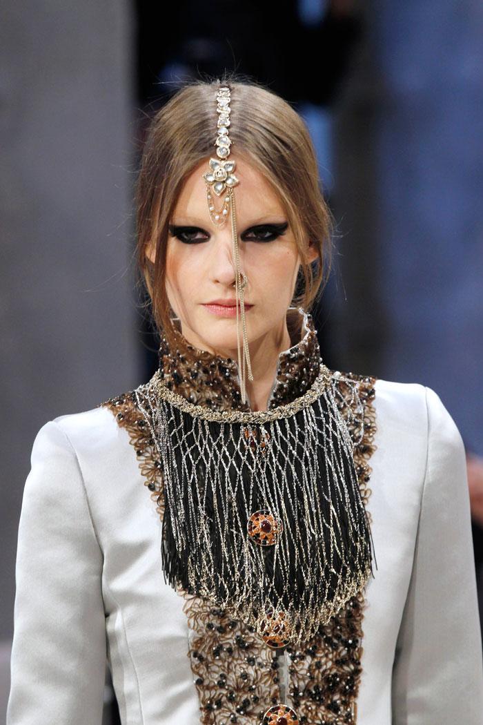 India shines at Chanel's Paris-Bombay show