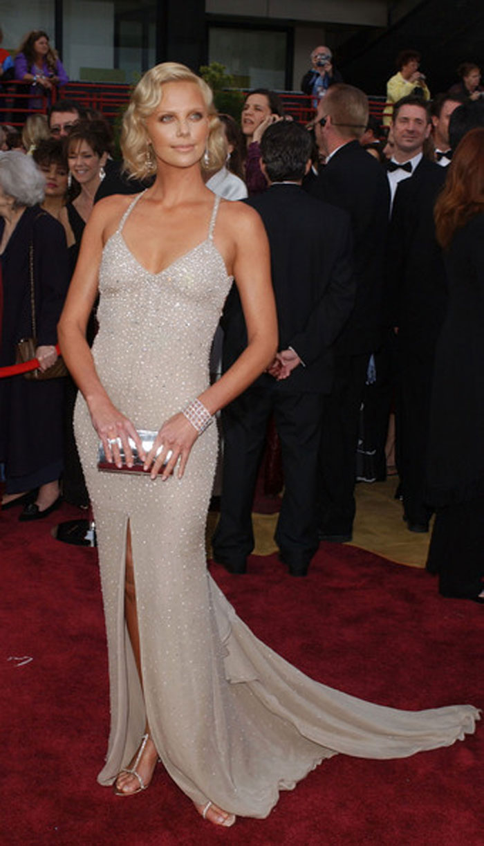 Charlize Theron Dress