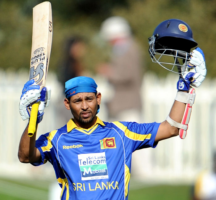 Dilshan played a 160-run knock which equalled his highest score. The previous innings had also come against India. Coincidently, Sri Lanka ended up on the losing side in that match as well.