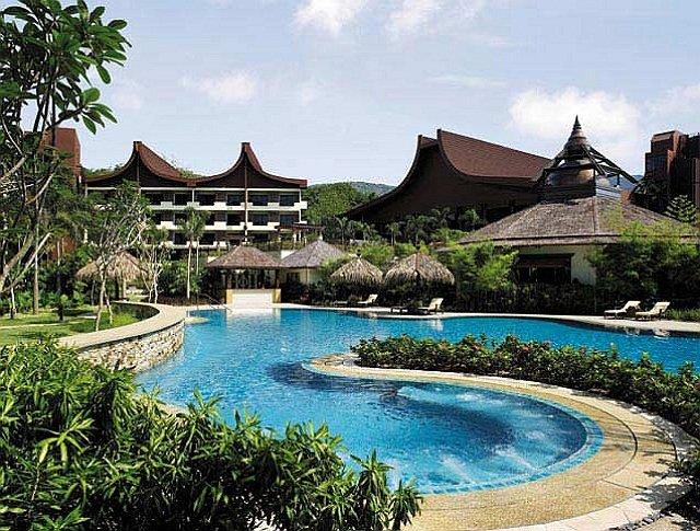 Rasa Sayang Resort & Spa, Penang, Malaysia